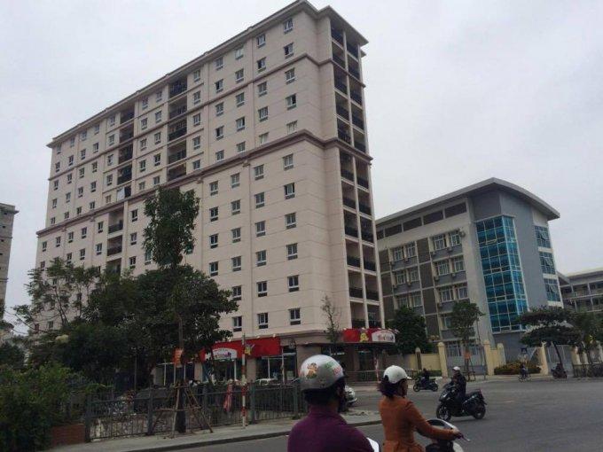 Dự án chống thấm tường nhà chung cư 259 Yên Hòa