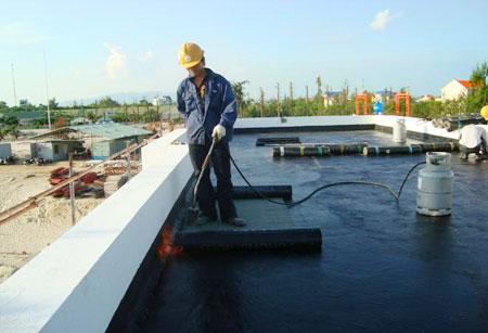 Hướng dẫn chống thấm sàn mái bê tông bằng Sikapoof Membrane